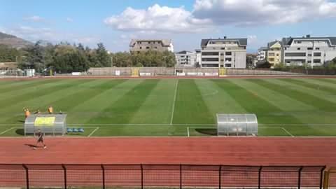 """Calcio Promozione B. Pochi spettatori e punti: lo """"Scalarba"""" sta diventando un tabù per la Macomerese"""