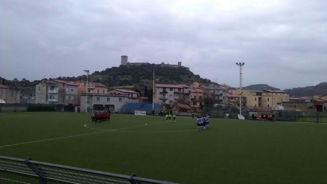 Calcio Promozione B. Macomerese ad un passo dalla zona play out. Il Porto Rotondo non fa sconti e termina 3 a 5