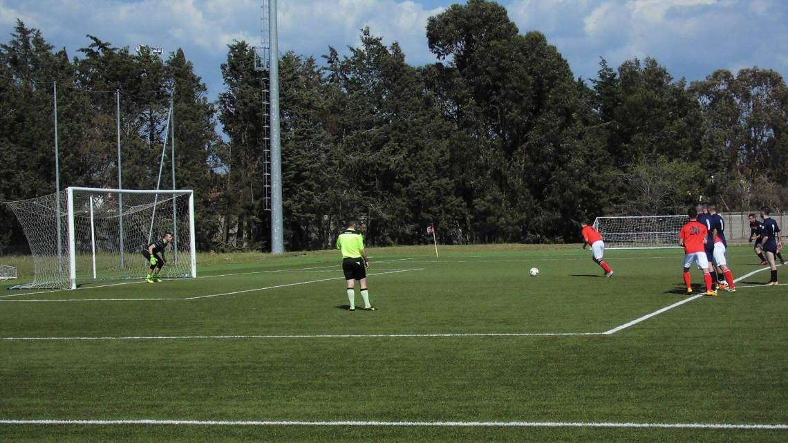 Calcio 1a Categoria C. L'Abbasanta supera il Nurri per 1 0 e continua la caccia al Borore