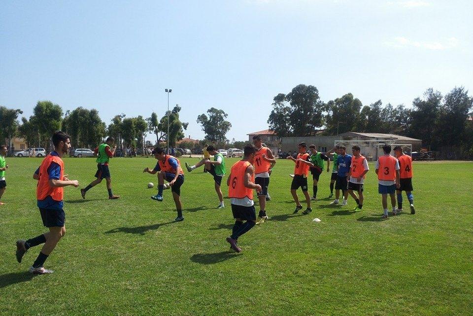 """Calcio giovanile. Il 10 giugno ad Arborea stage per """"diventare"""" calciatori"""