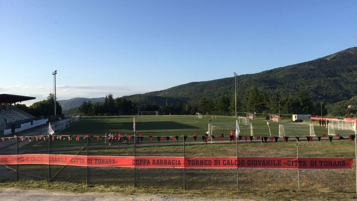 Calcio Giovanile. Al via la nona edizione del Torneo Barbagia di Tonara