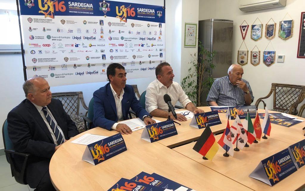 Volley. Il top della pallavolo europea Under 16 da giovedì a Oristano