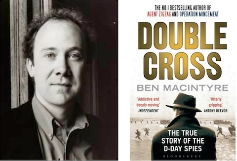 Ben Macintyre, the bestselling author of Agent Zigzag and Operation Mincemeat, will be celebrating the paperback release of Double Cross (Bloomsbury, ...