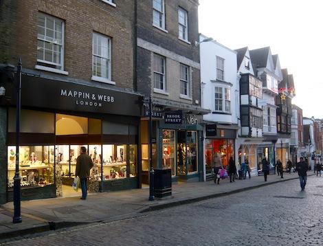Shoe Shops In Guildford High Street