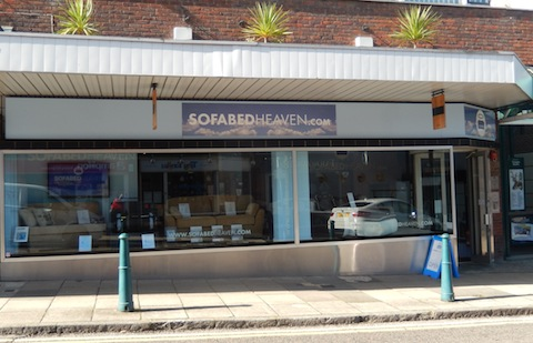 sofabed heaven is in tunsgate guildford