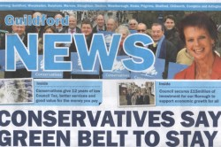 Tory Green Belt promise 1