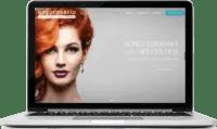 Hair Salon Brochure website in Guildford