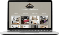 Thomas Ford & Sons Brochure website in Ripley