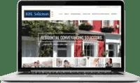 Solicitors Website in Guildford