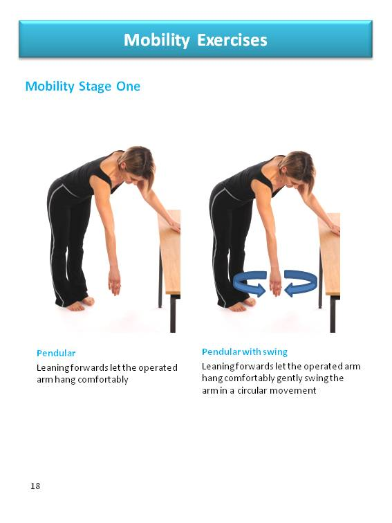 Mobility stage 1
