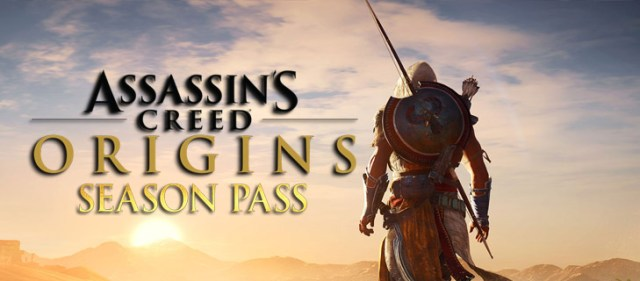 Assassin's Creed Origins Season Pass Code