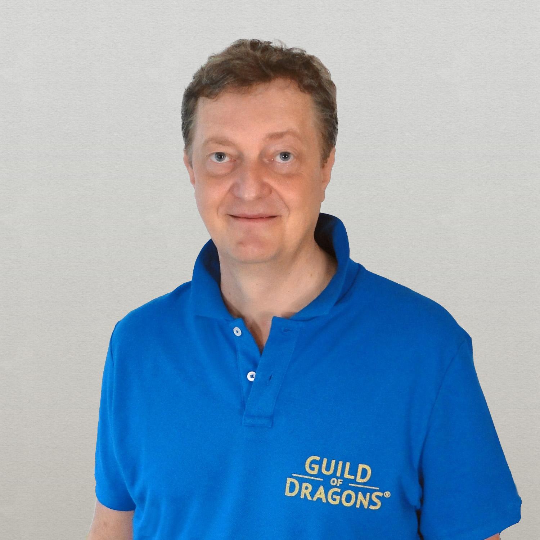 Portrait - DI Claudius Duschek