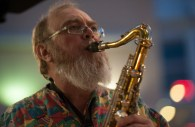 Saxophonist, Bruce Krohmer, will be featured at this year's Takoma Park JazzFest.