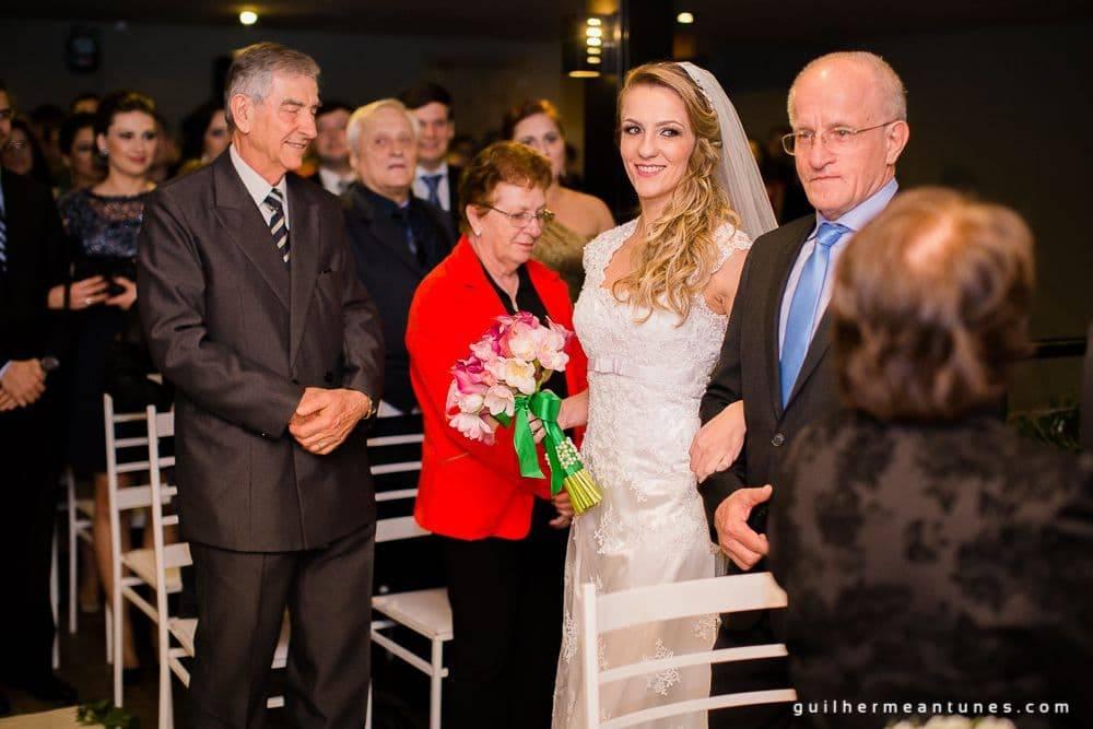 Fotografia de Casamento Luana e Alysson família da noiva