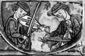 Les représentations médiévales du rebec.