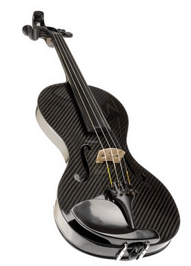 Pourquoi acheter un archet en carbone si ce n'est pour accompagner son violon lui aussi en carbone ?
