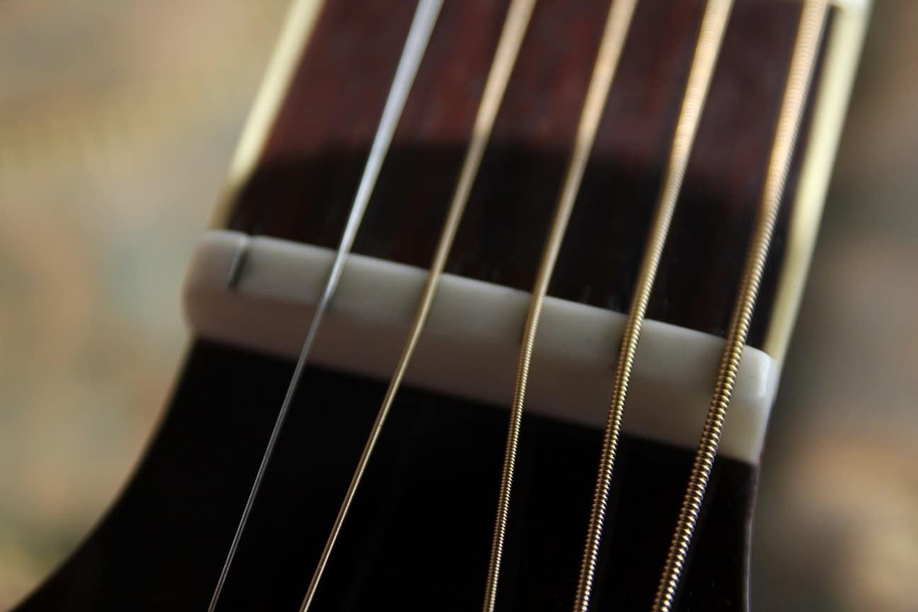 Réglage guitare : Le diapason
