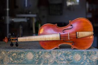 Améliorer le son d'un violon