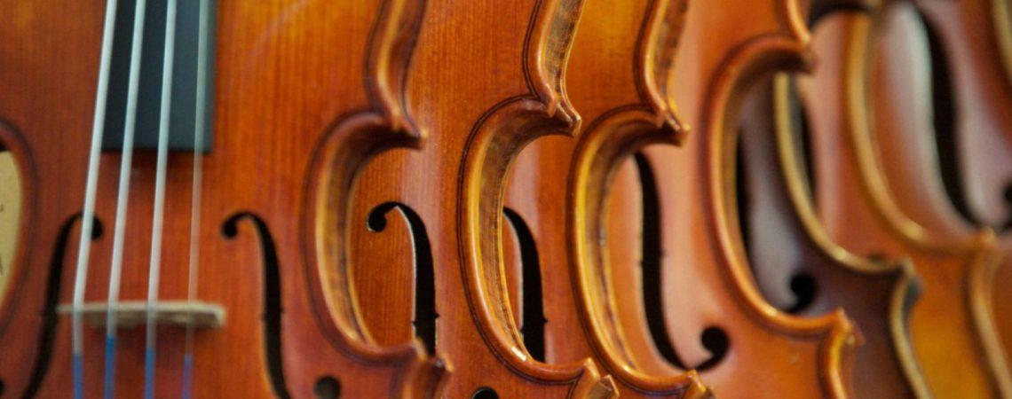 Toutes les tailles disponibles pour louer un instrument à Strasbourg