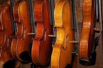 Le prix des violons