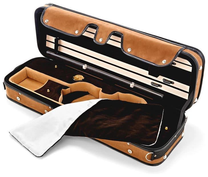 Étui pour violon Dictum Pro-Case - Intérieur