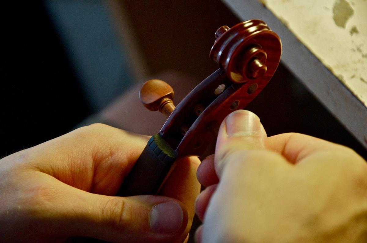 Luthier du quatuor, qu'est-ce que c'est ?