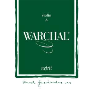 Jeu de cordes Warchal Nefrit pour violon