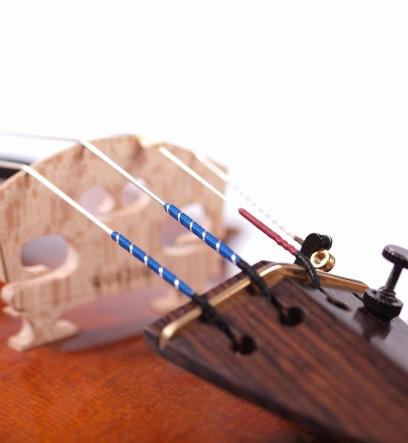 panachage warchal russian style pour violon couleurs de soie