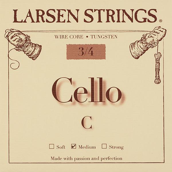 larsen originale pour petit violoncelle do moyen