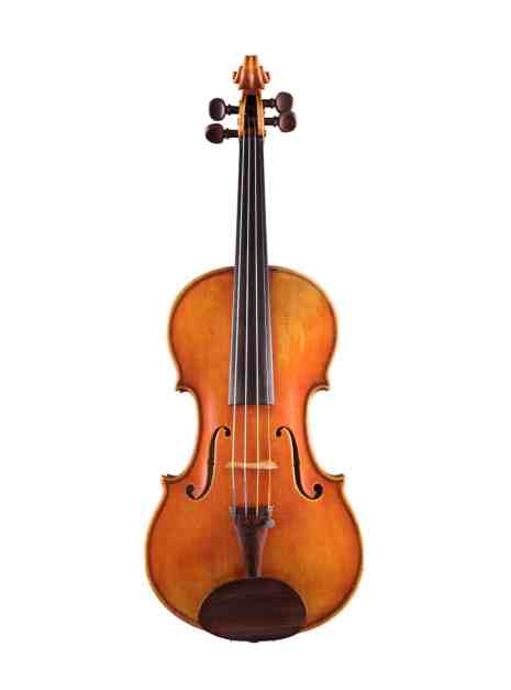 violon par thierry ligier au millésime de 1997 table face