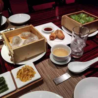 Un très chic restaurant chinois