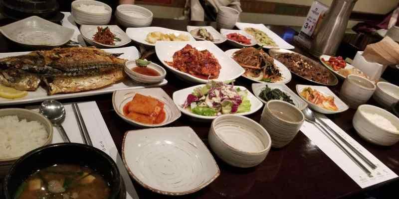 Le repas festif traditionnel