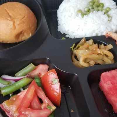 Les repas de la quarantaine en Corée 8