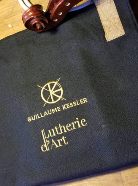 tablier de luthier