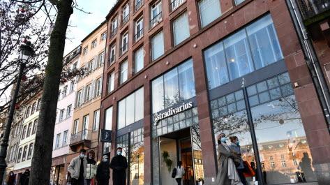 Les Stradivarius les moins cher et leur boutique à Strasbourg