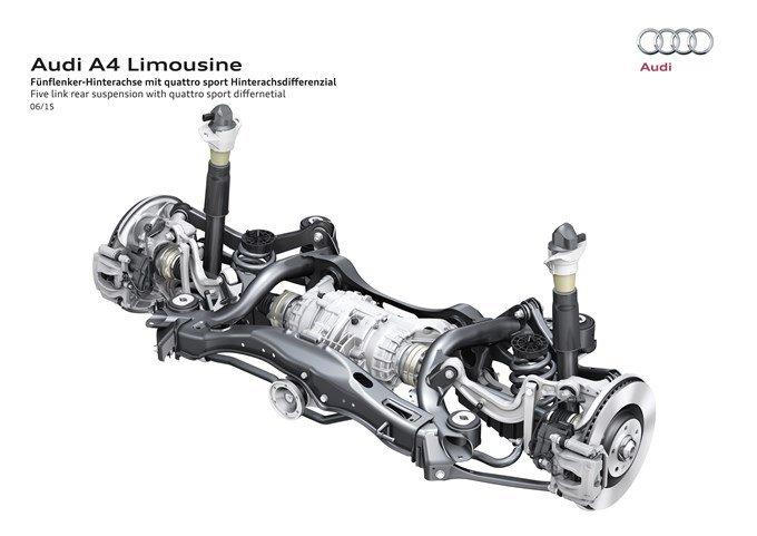 Présentation: Audi A4