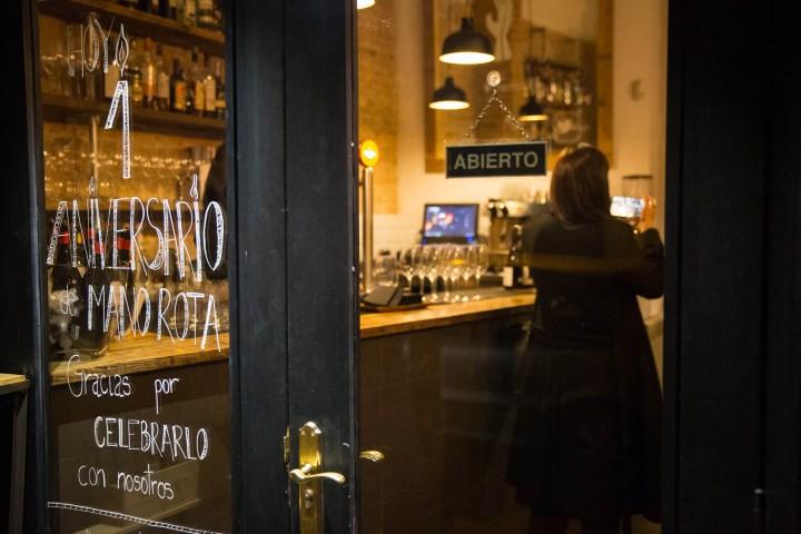 Aniversario restaurante Mano Rota @ Barcelona