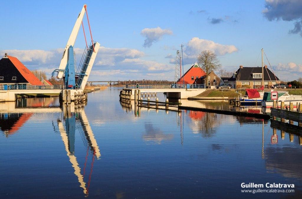 Viaje por los canales de Holanda (1)