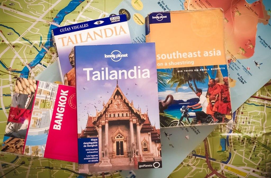 Preparant un viatge a Tailàndia