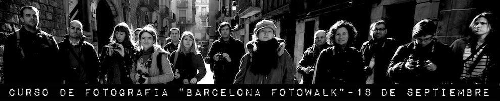Curso de Fotografía en Barcelona – 18 de septiembre