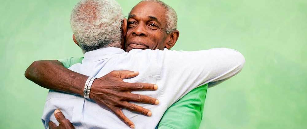 la apasionante historia del señor de los abrazos