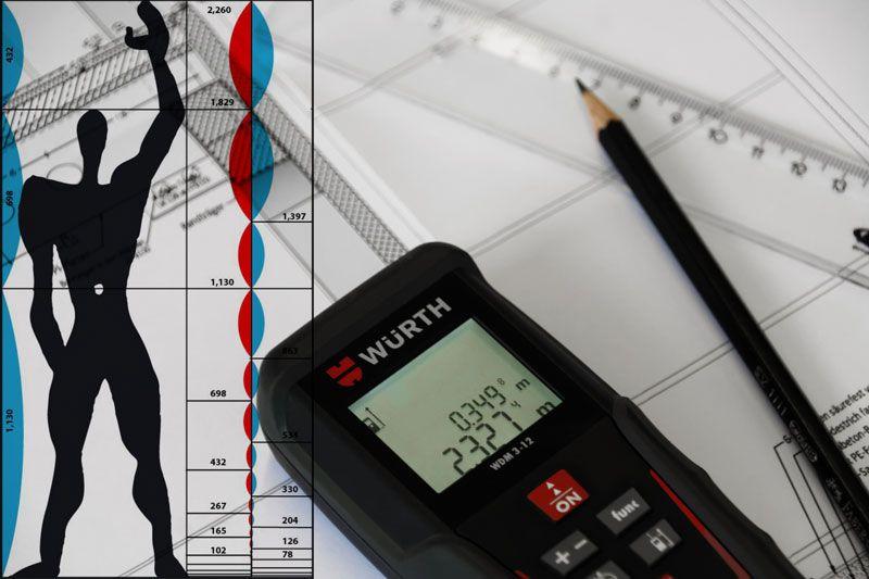 Medidas de la arquitectura