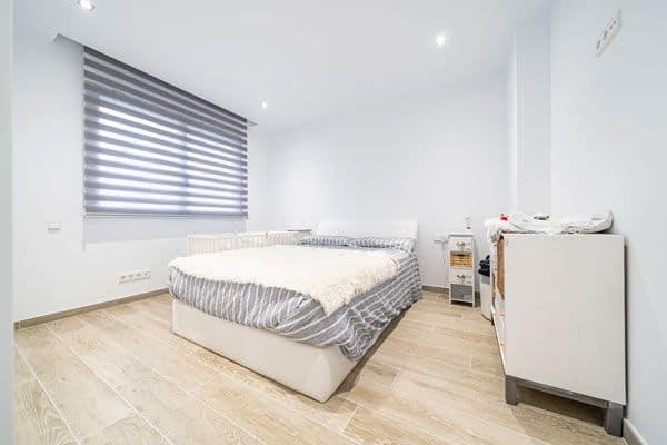 Habitación doble en habitación unifamiliar