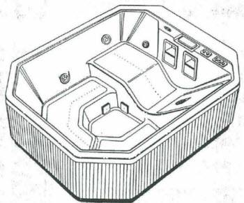 Order Replacement Parts for Jacuzzi 9200000; Venterra (R