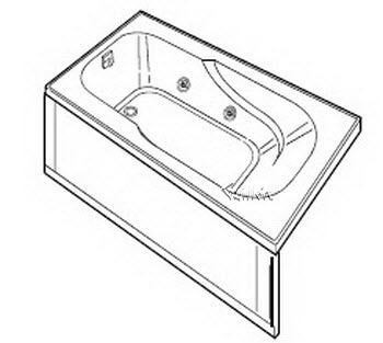 Order Replacement Parts for Jacuzzi B550000; Vantage (R