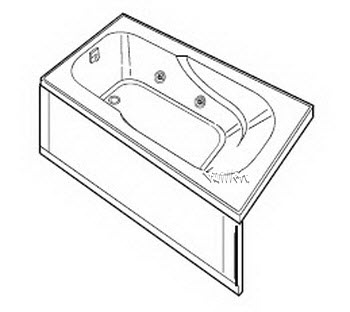 Order Replacement Parts for Jacuzzi B555000; Vantage (R