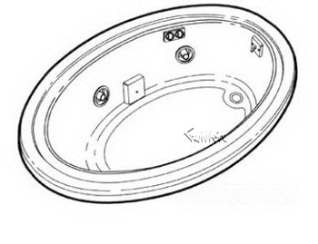 Order Replacement Parts for Jacuzzi B690000; Riva 6 (R
