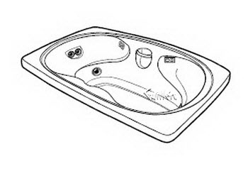 Order Replacement Parts for Jacuzzi D350; Sabella (R