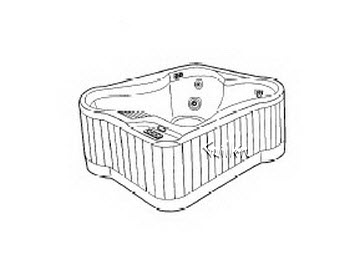 Order Replacement Parts for Jacuzzi D600000; Alexa (R
