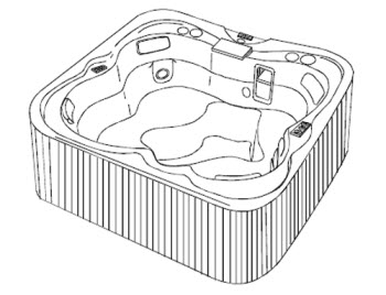 Tahitian Hot Tub Wiring Diagram Hot Tub Specification